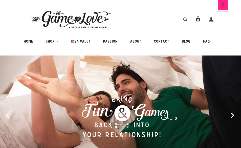 October Ink Shopify Review Game Of Love